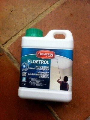 floetrol paint conditioner for water based paint