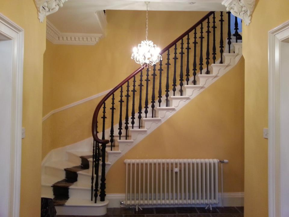 Best Paint Colours For Hall Stairs And Landing Home Safe