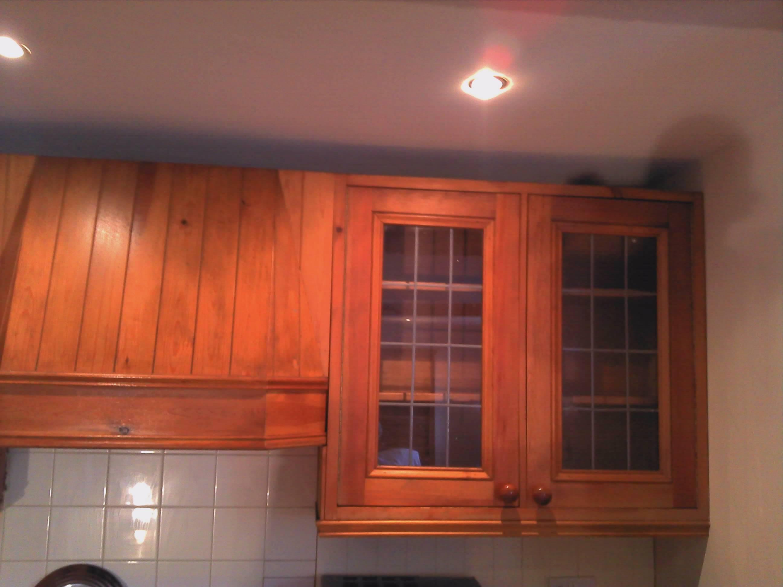 Farm House Kitchen Pine To Eggshell Paint Finish