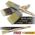 Corona brushes variety pack