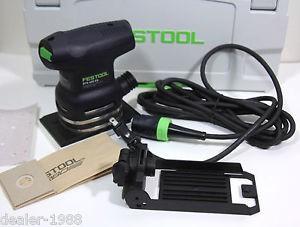 Festool RTS 400 Q-Plus GB 240V Orbital Sander
