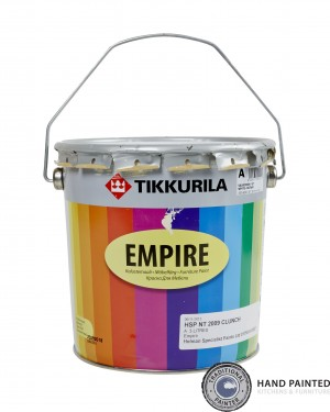 Tikkurila Empire available from Holmans Paints