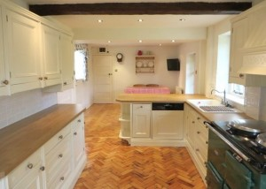 Hand Painted Pine Kitchen, Linton (13)