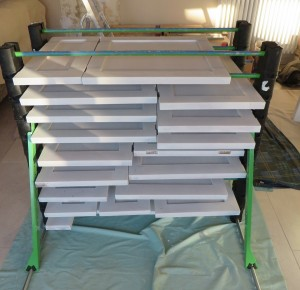 The fab Erecta Rack