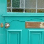 dulux exterior gloss on front door