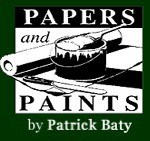 papers and paints