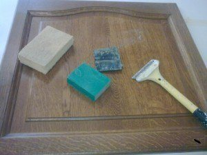 kit to prepare laminate for painting