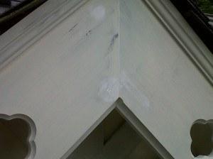Mythic primer over oil-based paint