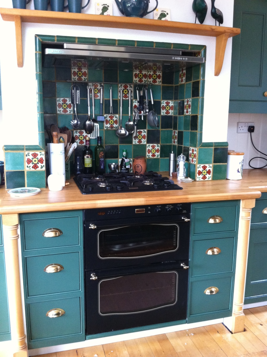 Kitchen in Reigate