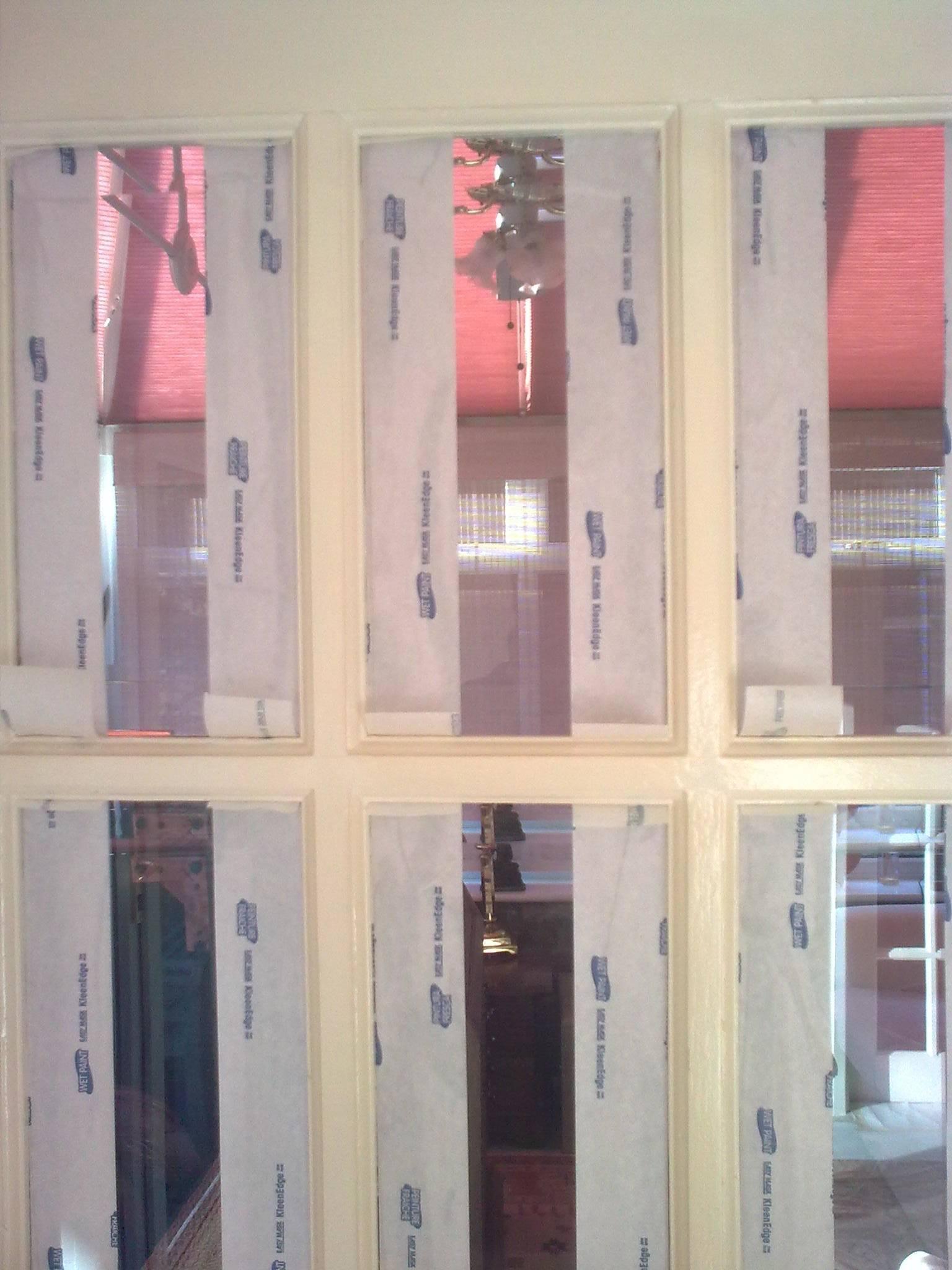 How To Restore Glass Panel Doors