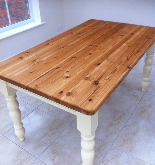 How do you paint pine furniture : painted pine table 500x532 from traditionalpainter.com size 500 x 532 png 125kB