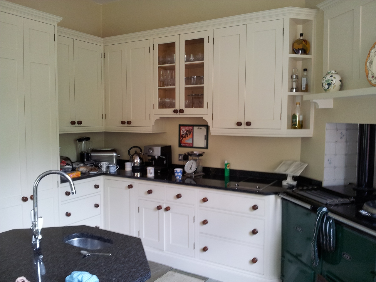 tulipwood kitchen