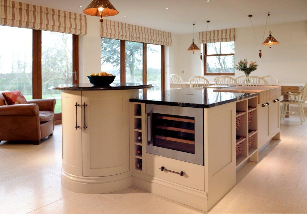 Hand Painted Kitchen Design Ideas ~ Hand painted kitchen by martin guest traditional painter