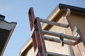Stay Safe – Use the Right Ladder