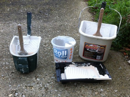paint kettles for mini rollers