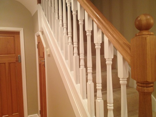 painted bannister cheshire