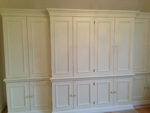 Smallbones wardrobe painted