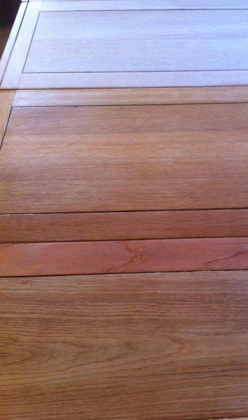 Patina Tabletop. Wax A Nice Furniture Wax Will Add A Patina To The Wood And  Is Practical, To A Point. What It Wonu0027t Do Is Withstand A Thorough Beating  With ...