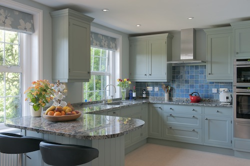 painted kitchen Kent