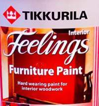 Tikkurila furniture paint