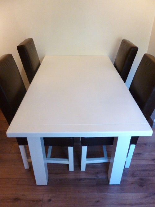 Dining Table And Chairs Pontefract