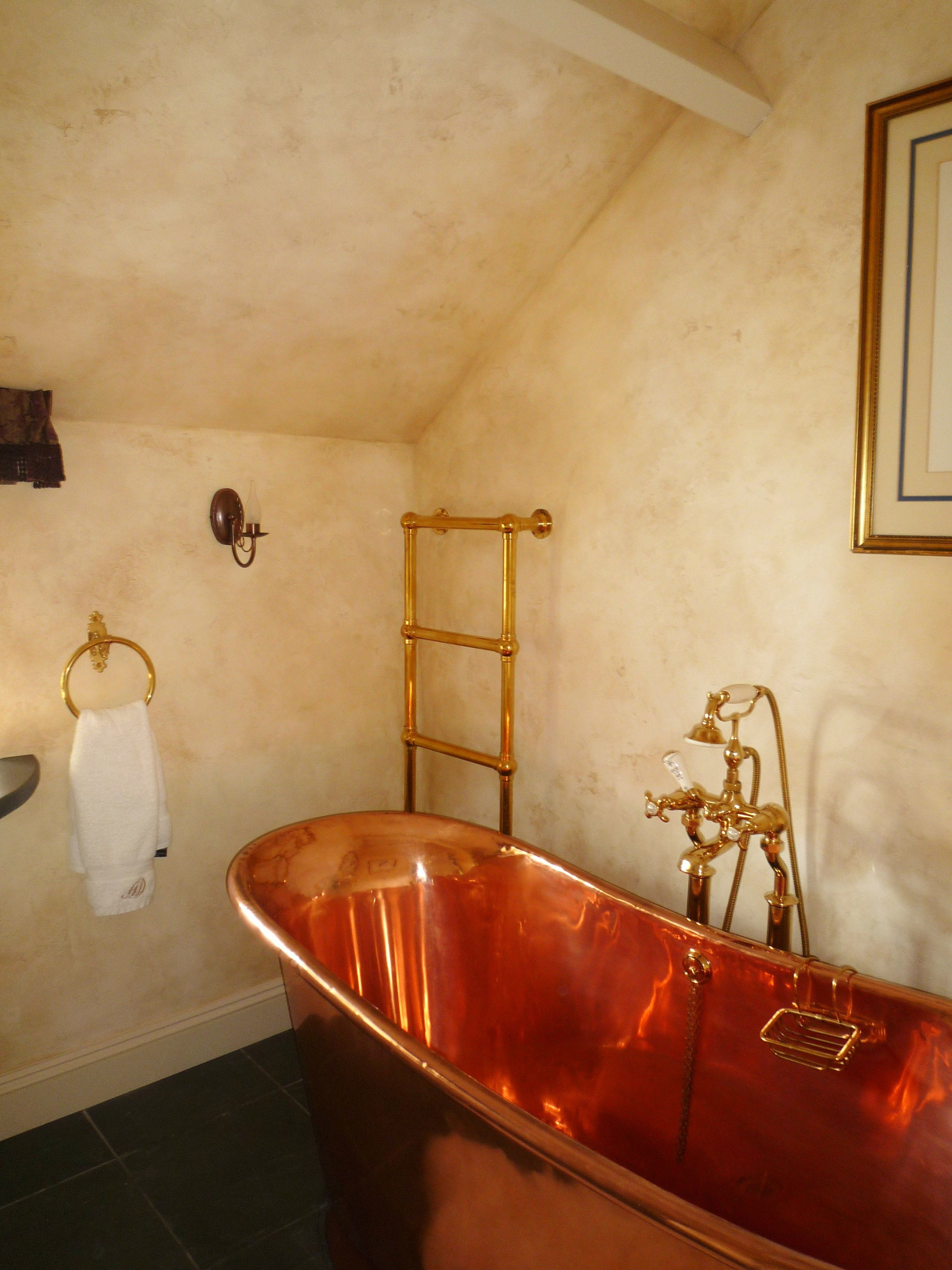 The Completed En Suite