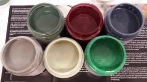 opaque linseed paint