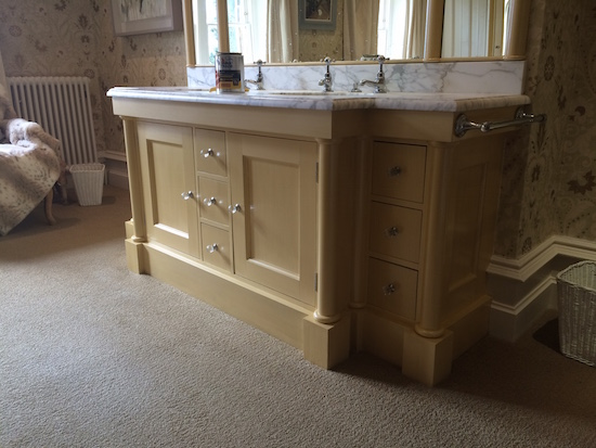 bathroom furniture Leics