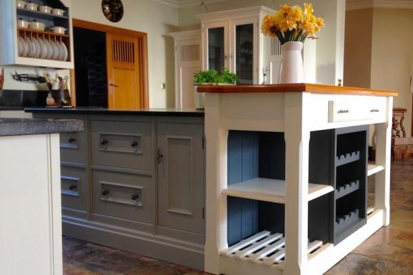11 Kitchen island paint Surrey