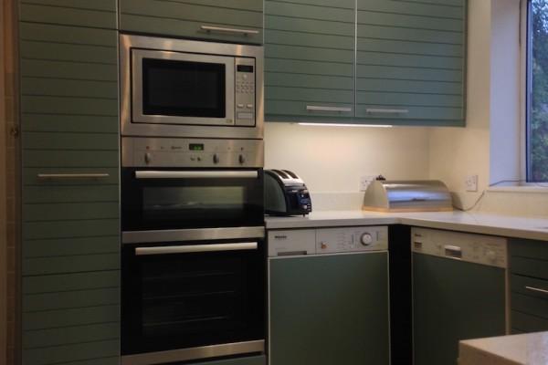 Kitchen cabinet painted Surrey
