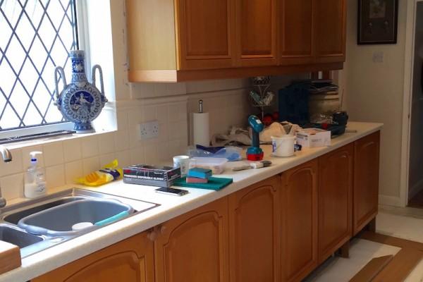 3 Kitchen cabinet Surrey