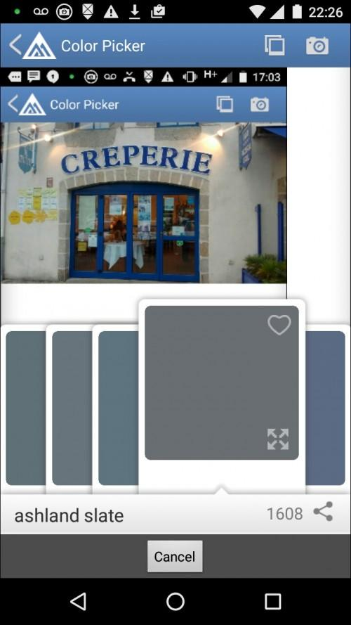 benjamin moore color app
