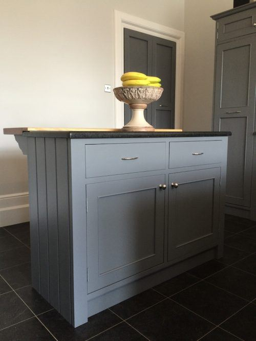 breakfast bar designed by Emma Brown in Kent