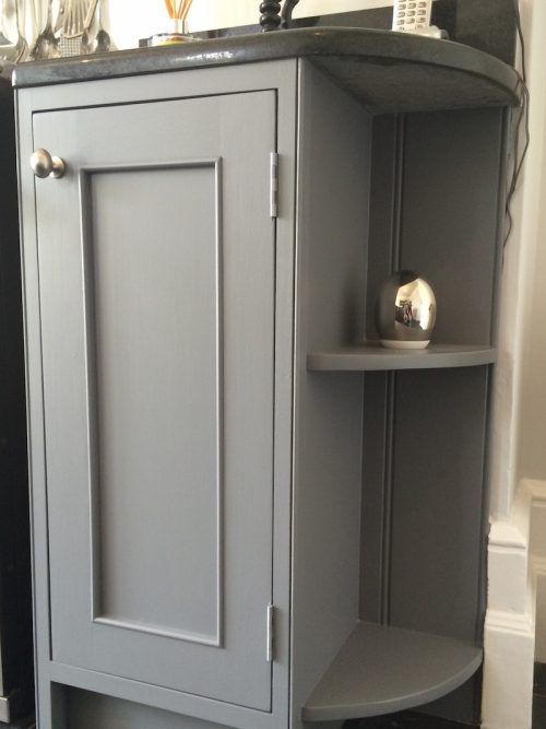 additional cabinet doors designed by Emma Brown