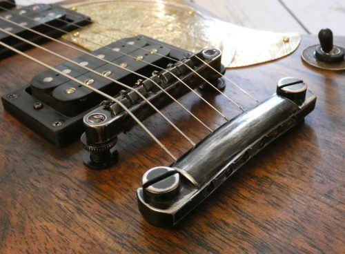 bridge custom SG Shonky Musical Instruments