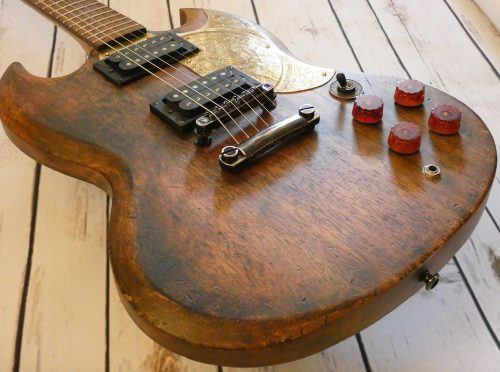 Custom SG 400 by Shonky Musical Instruments | Traditional