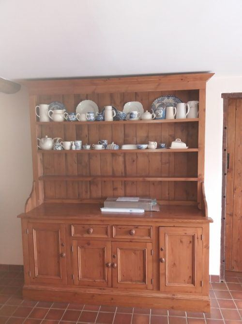 hand painted Welsh dresser Northampton