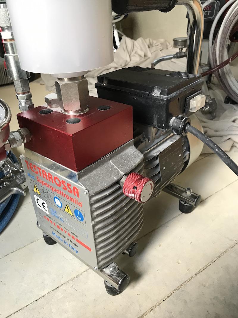Tecnover TR4000P airless
