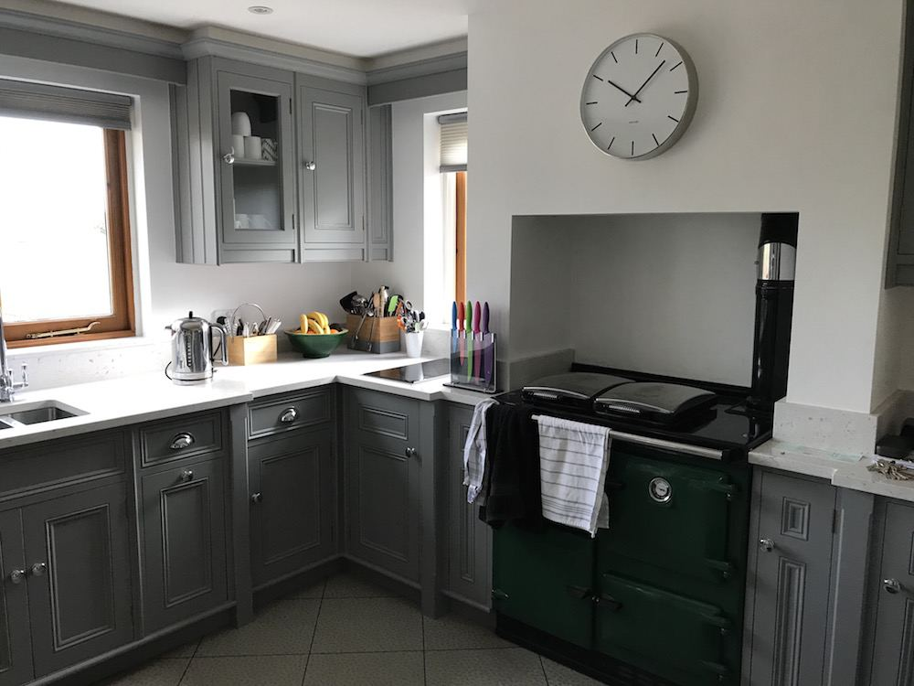 Shug Monkeys and hand painted kitchens Cambridgeshire