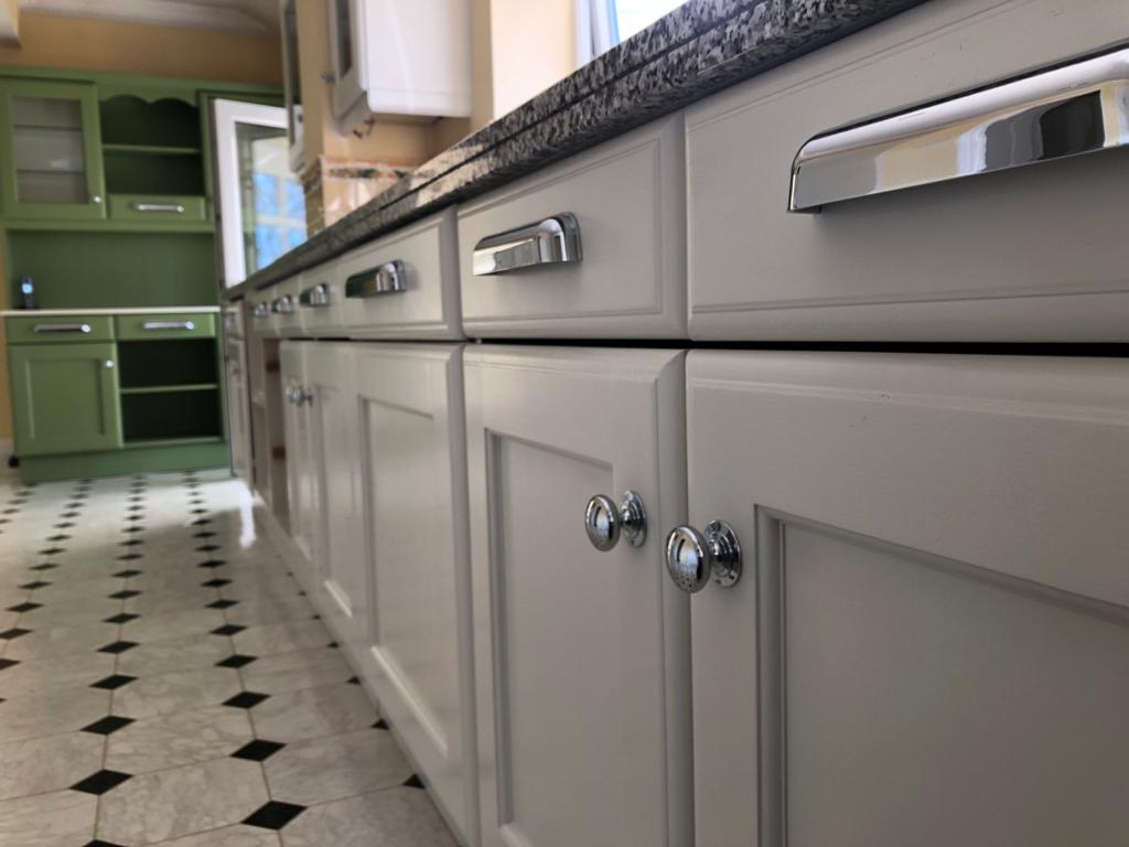hand painted cabinets South Shields