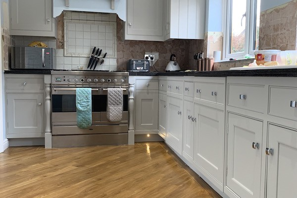 Sawbridge Kitchen