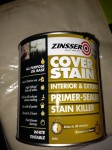 Zinsser Coverstain oil based primer