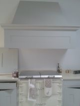 Fired Earth painted kitchen Silverstone