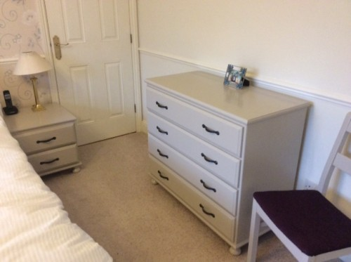 Two Sets Of Bedroom Furniture Chalk Paint Amp Estate