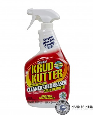 Krudcutter cleaner - avaialbale from MyPaintbrush.co.uk