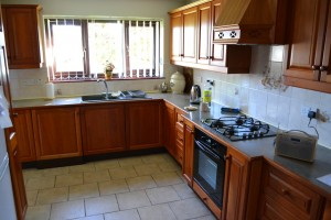 Solid Wood Kitchen Aberdare