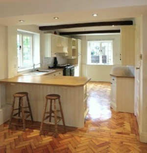 Hand Painted Pine Kitchen, Linton (0)