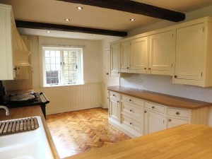 Hand Painted Pine Kitchen, Linton (2)