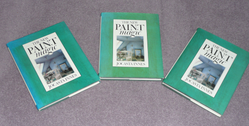 paint magic by Jocasta Innes