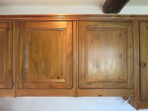 Hand Painted Pine Kitchen example